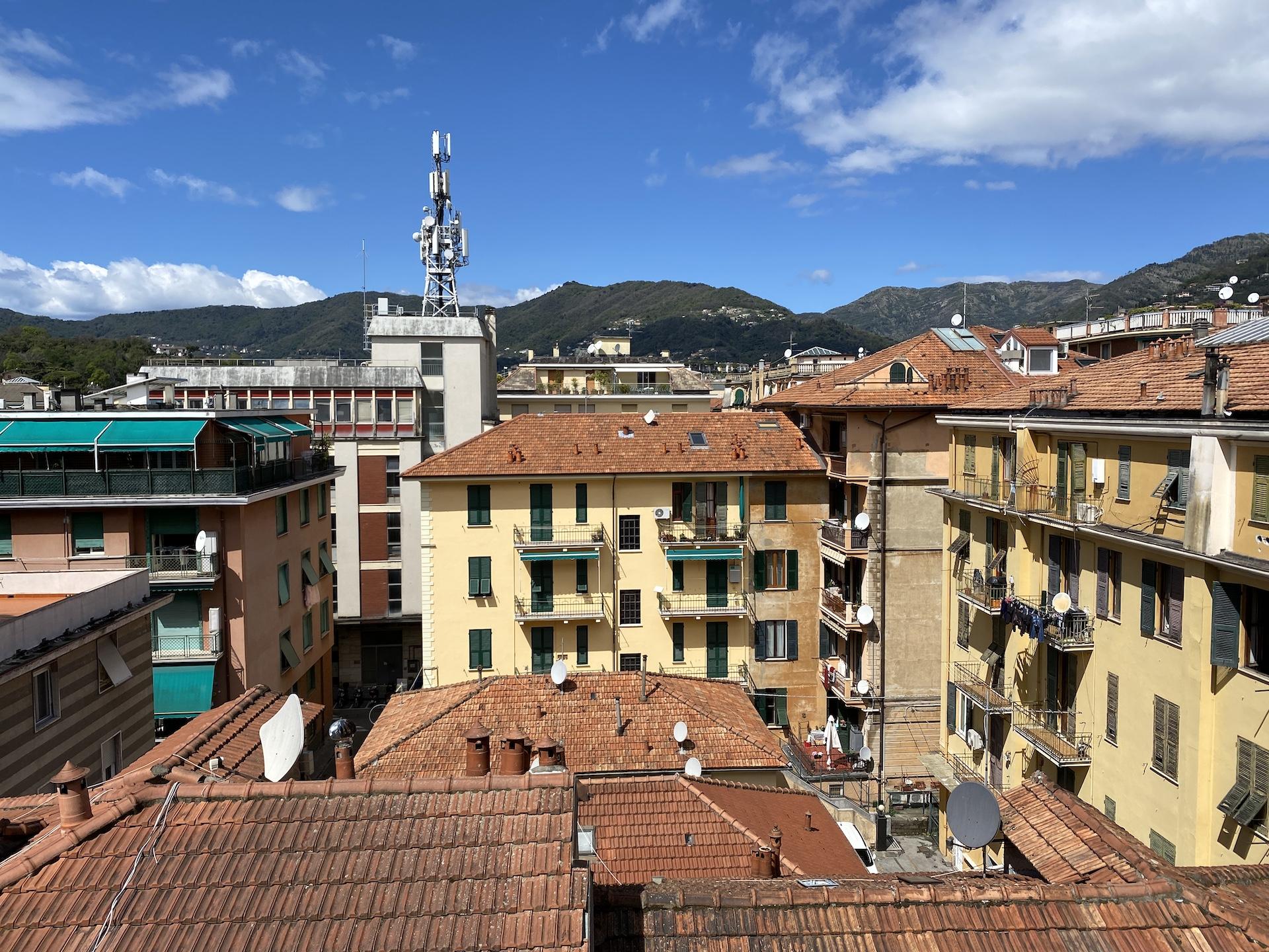 Rapallo Piano Alto Vista Aperta